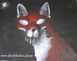 Our Fox by Thistleburden by scottish