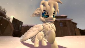Snow Pony by D3athbox