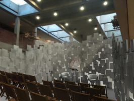 Architecture Graduation Installation - Final by Nayias01