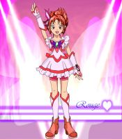 Rouge - Pretty Cure 5 by clubraf