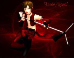 Meito Append by P-Chan93