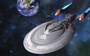 My Desktop Enterprise NCC 1701 by Energy6