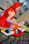 Jessica and Roger Rabbit by GIN180