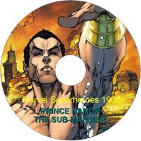 Prince Namor The Sub-Mariner 1966 by NIMArchitect