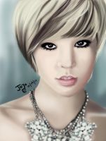 Girls Generation SNSD - Sunny by takojojo15