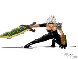 Riven by HolyDiver9000