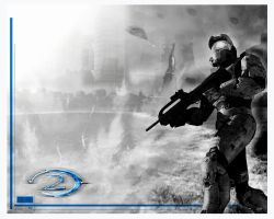 Halo 2 Wallpaper 2 by igotgame1075