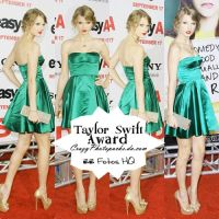Taylor Swift Award by CrazyPhotopacks