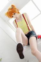 Misty Cosplay by HoNeYbEeMai