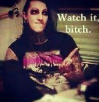 Chris Motionless by SilverPaw311