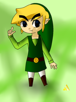 Link by Michichelle94