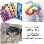 Cyber Monday Sale by MeredithDillman