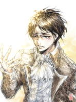 Rivaille by d-aiki