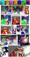 Sonic Colors vs Memes by bocodamondo