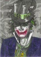 Mad Hatter by patera22