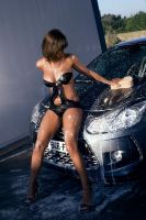 Heloise, car wash 2 by thejampot
