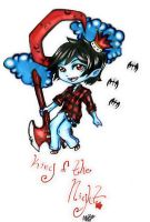 Marshall Lee The Vampire King by CUTE-ChibiMONSTERZ