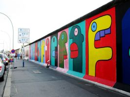 East Side Gallery by salxtai