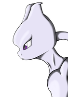 Mewtwo by AiridAndMewtwo