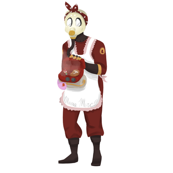 Mama Merc by Haven-Sollux