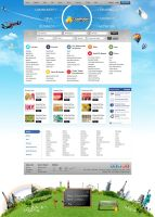Community/Bidding/Classifications Website Design by princepal