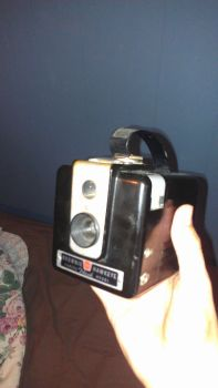 Kodak Brownie Hawkeye by blakeg14