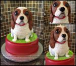 King Charles Cake by ginas-cakes