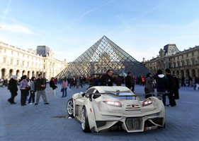 The new Supercar by Artsoni3D