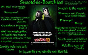 Jay and Silent Bob background by 7j6
