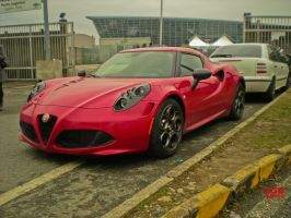 Alfa Romeo 4C '13 Launch Edition by franco-roccia