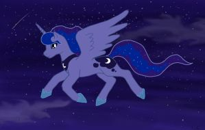 Princess of the Night by Ferngirl