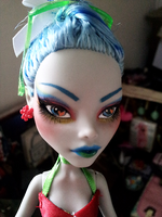 candy kisses Ghoulia by SentinelDeMilo