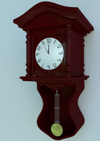 Old clock by taydine