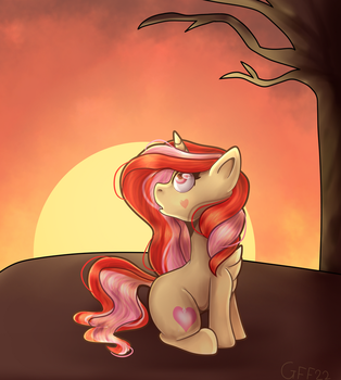 Contest Entry for Pretty Shine by VioletWinged22