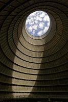 The cooling Tower by FotoRuina