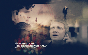 BBC Sherlock:Goodbye by liangmin