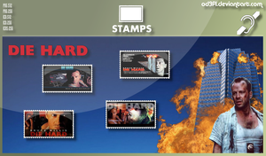 Stamps - 1988 - Die Hard by od3f1