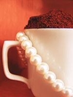 a styled  cup of coffee by rockmylife
