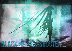 Black Rock Shooter by Halokiller485