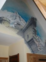 wallpainting 2 by woodcarve