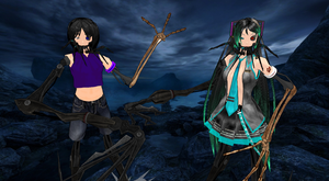 [MMD] The Calne Ca Buddies! by soloya