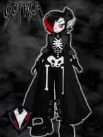 Gothica - Alliah Nightcore by PlayboyVampire