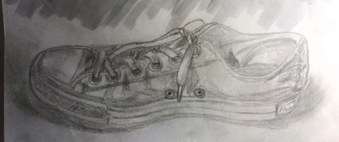 chucks sketch by Dave9o2