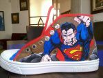 ZAPATILLA SUPERMAN by DICARAMO