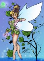 Collab- Tinkerbell by naruto0987