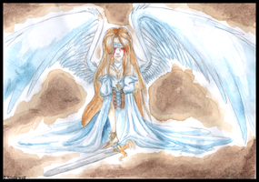 Blind angel by AriannLee