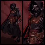 sith knight by darthdifa