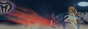 Bakugan Darkus Banner by SaMaster14