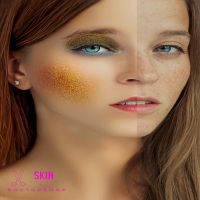 Skin Doctor's Kit (Skin Retouching Action) by saimon420