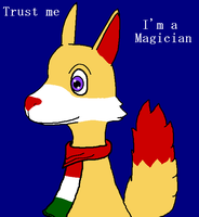 AT: Arthur Magical Fox by LumenBlurb